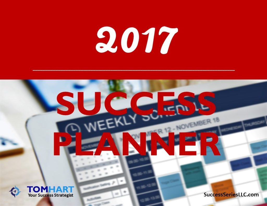 FREE 2017 Success Planner