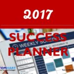 tom hart success series success planner