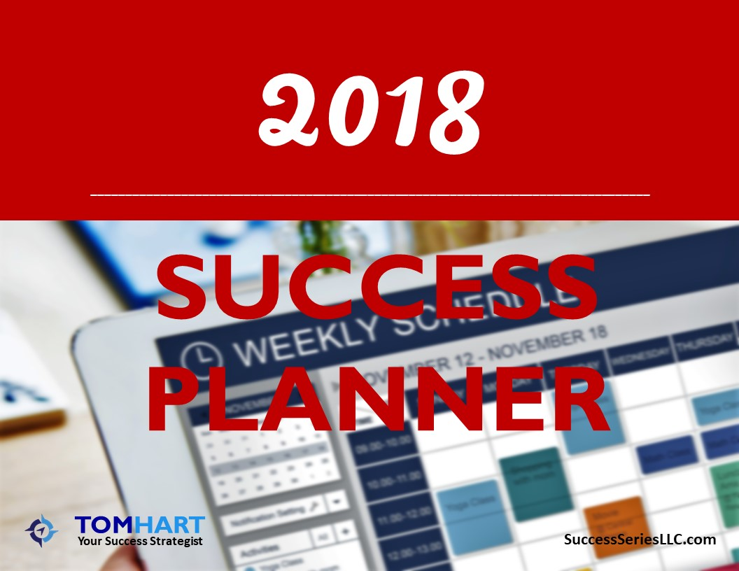 2018 success planner